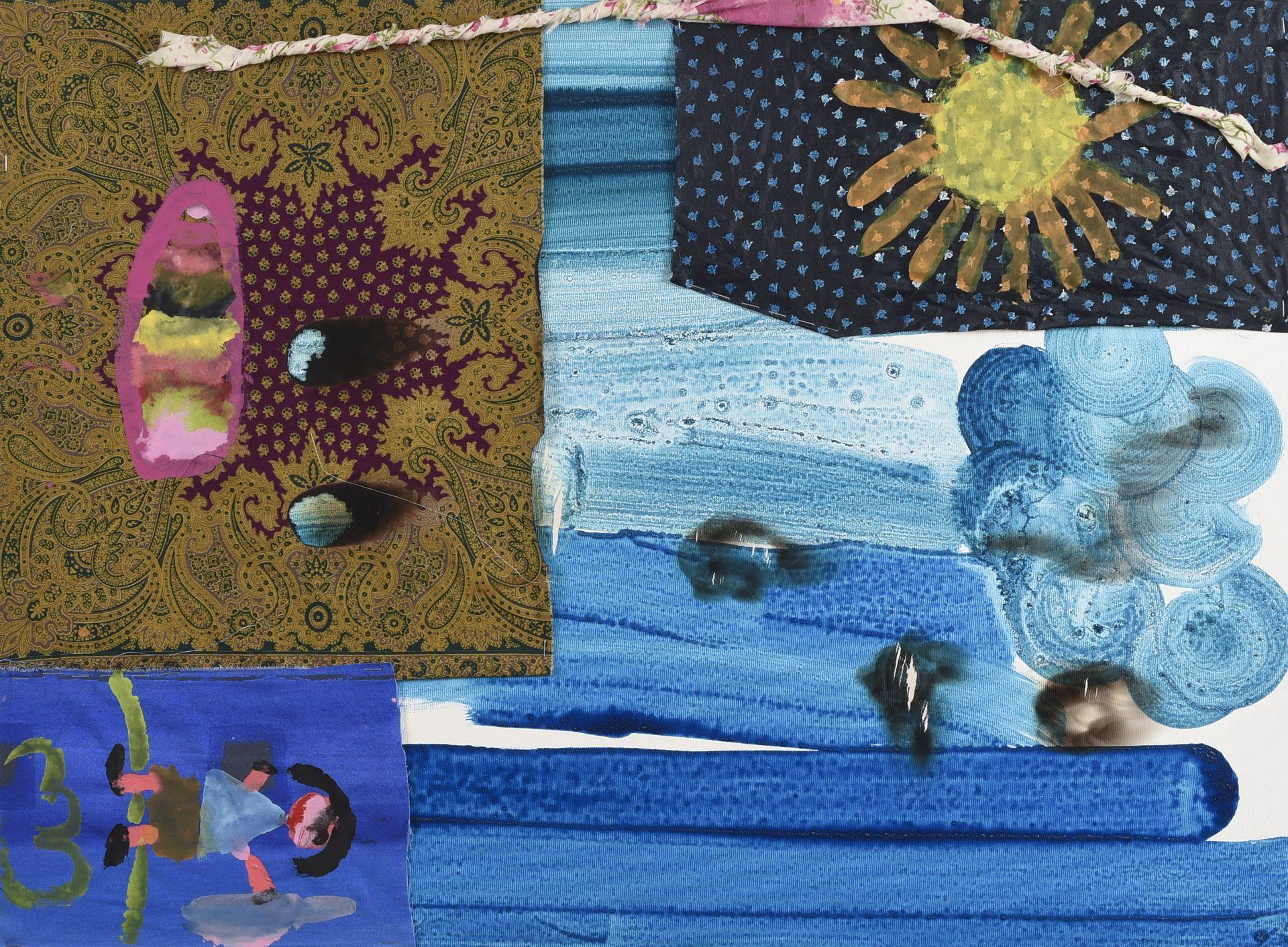 Giocando con i colori<br>CS10<br>misure: 80 x 100 cm<br>tecnica: acrilico su tela<br>anno: 2015<br><br>DISPONIBILE