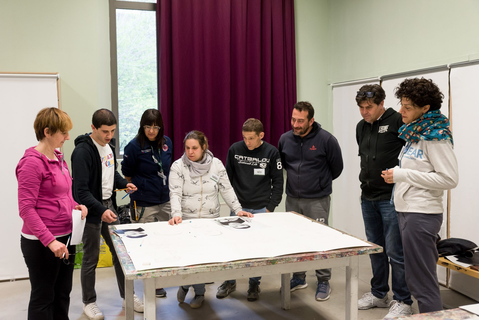 Dynamo Camp Sessione 9 2019 Art Factory-13