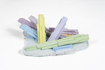 Strutture di cristallo<br>LC02<br><br>tecnica: sculture in resina atossica<br>anno: 2014<br><br>DISPONIBILE