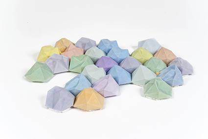 Strutture di cristallo<br>LC13<br><br>tecnica: sculture in resina atossica<br>anno: 2014<br><br>DISPONIBILE