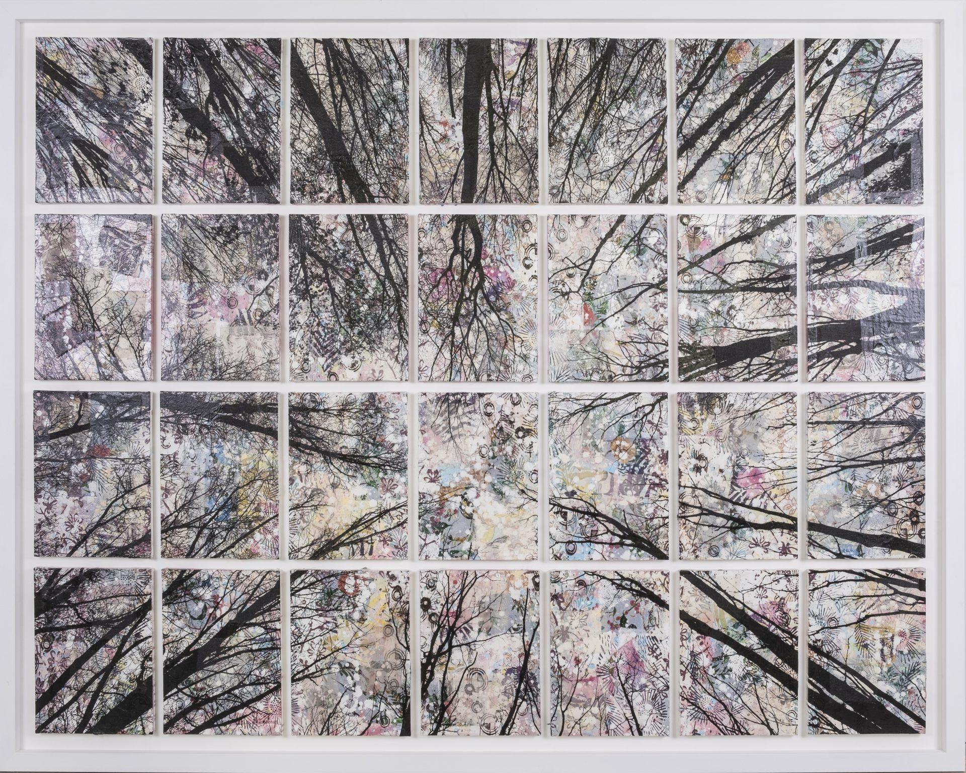 """Latitudine 44.048583 Longitudine 10.808877<br>MFL04<br>misure: 204 x 163 cm<br>tecnica: Acrilico su tela<br>anno: 2018<br><br><span style=""""color:red"""">NON DISPONIBILE</span>"""