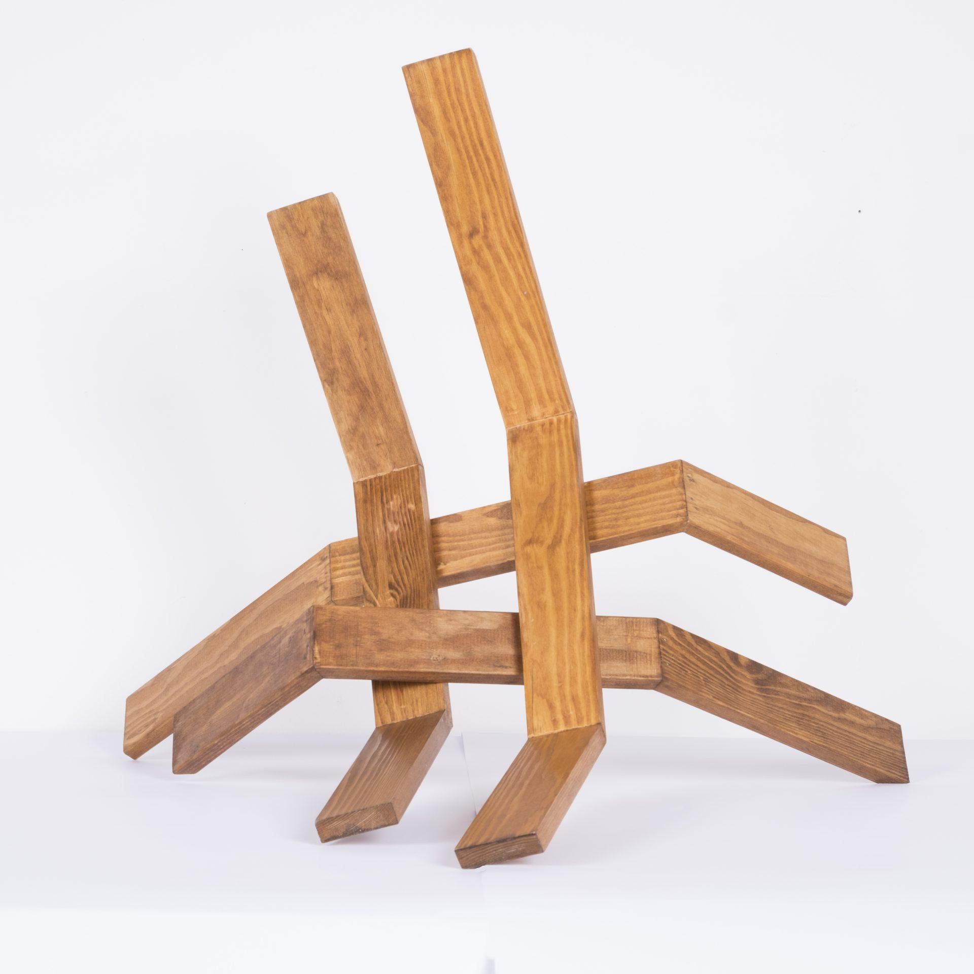 Unlimited in Dynamo<br>RMR15<br>misure: circa 50 x 50 cm<br>tecnica: legno <br>anno: 2018<br>