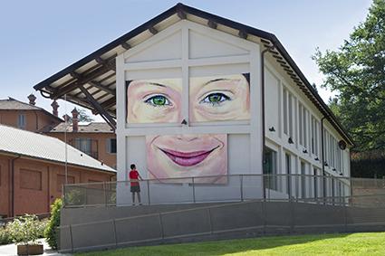 Smile<br>OZM01<br>misure: 140 x 100 cm<br>tecnica: fotografia<br>anno: 2012<br><br>DISPONIBILE